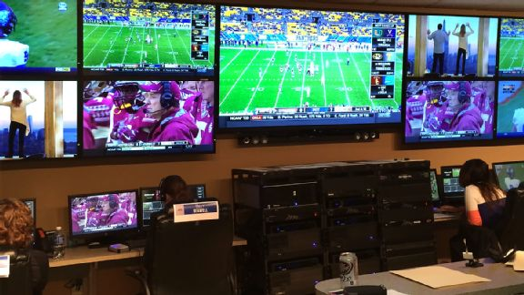 ACC Game Day Operations Center