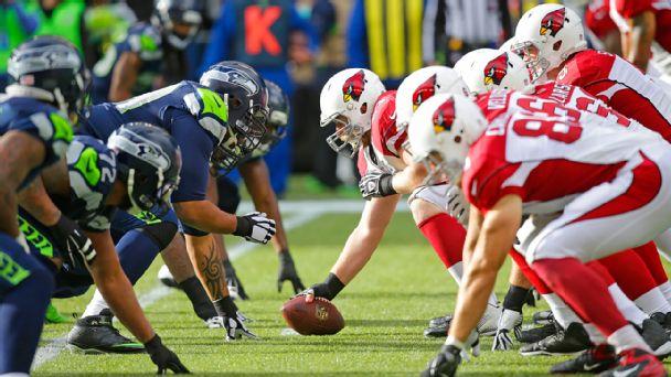 Seattle Seahawks and Arizona Cardinals