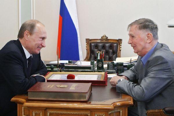 Viktor Tikhonov dies at 84Viktor Tikhonov Olympics