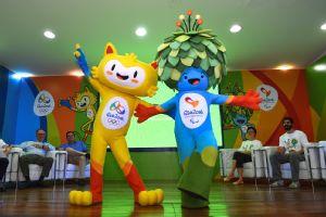 Rio mascot