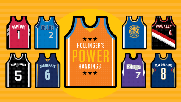 INDEX: Hollinger Power Rankings