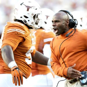Charlie Strong, Malcom Brown