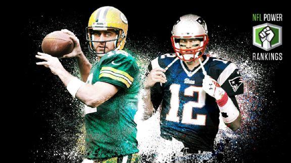 Aaron Rodgers, Peyton Manning