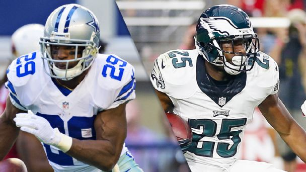 DeMarco Murray, LeSean McCoy