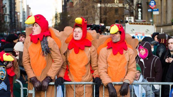 Turkey costumes