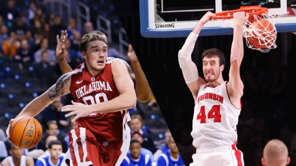 Ryan Spangler and Frank Kaminsky