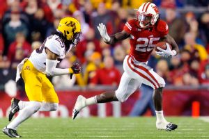 Wisconsin's Melvin Gordon