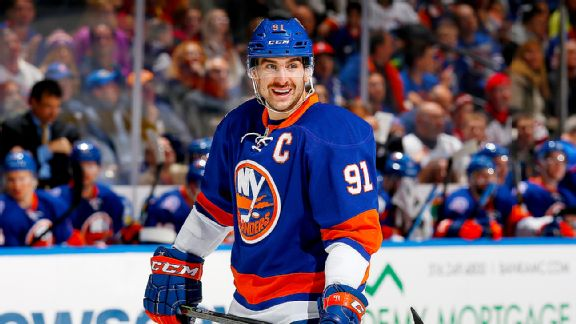 NHL -- John Tavares And The New York Islanders Are Finally Making Some Noise