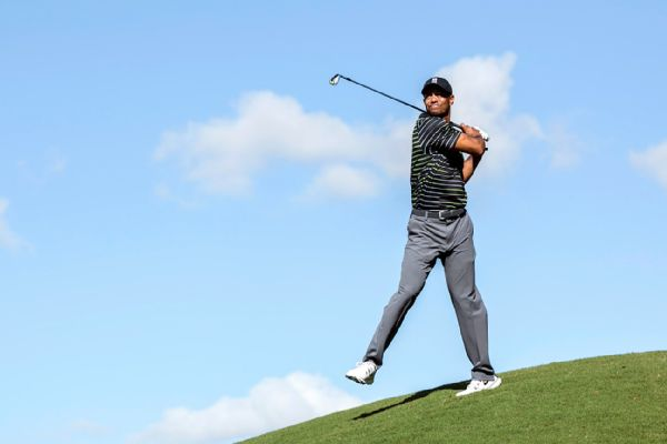 Tiger Woods Partners With Donald Trump On Dubai Course Set