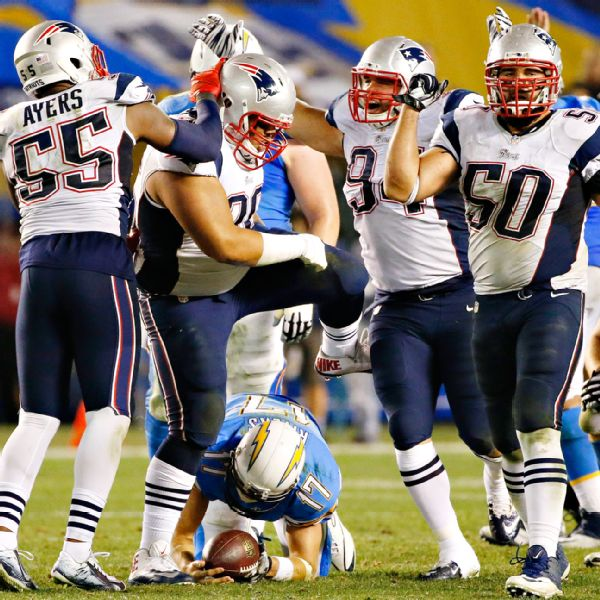 San Diego Chargers Defensive Line: New England Patriots' Defense Delivers After Team Bonding