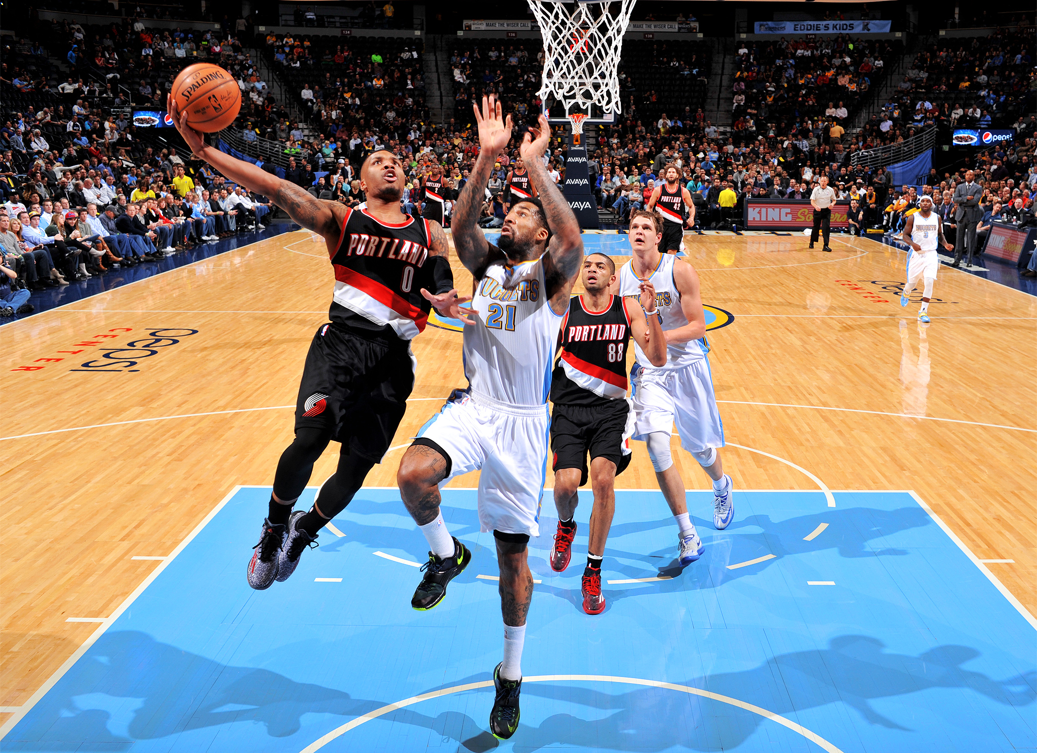 7. Damian Lillard - NBA Top 25 Under 25 - ESPN