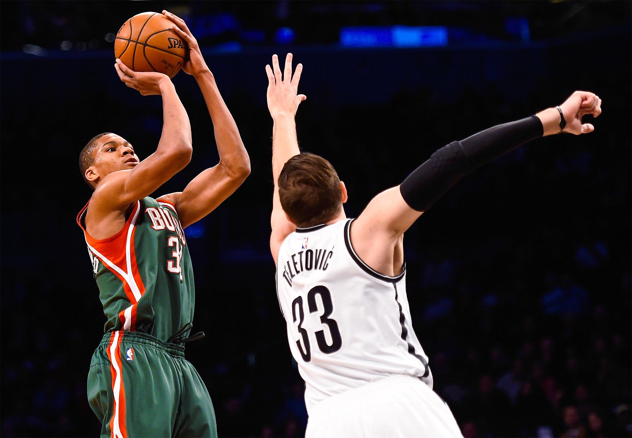 9. Giannis Antetokounmpo - NBA Top 25 Under 25 - ESPN