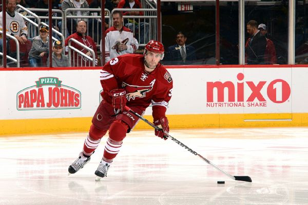 /NHLI/Getty Images The Coyotes have dealt Keith Yandle to the Rangers ...