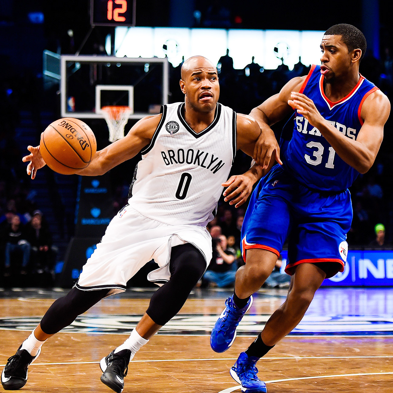 Point guard shaping up to be Nets' weakest link