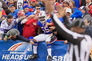Jerry Hughes, Buffalo Bills, Buffalo Bills fans