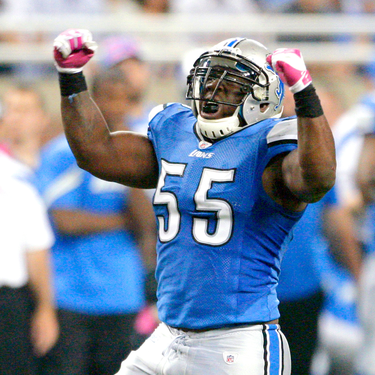 The return of Stephen Tulloch is something to watch as Detroit …