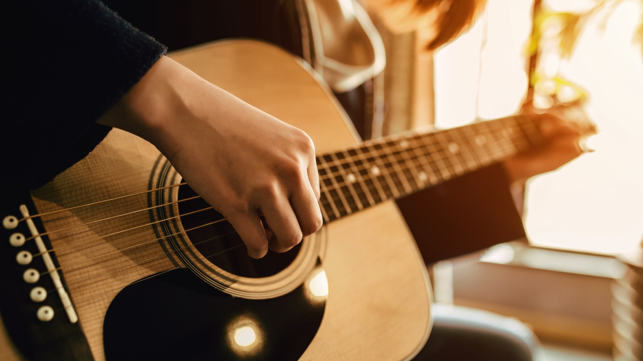 Kim: Guitar