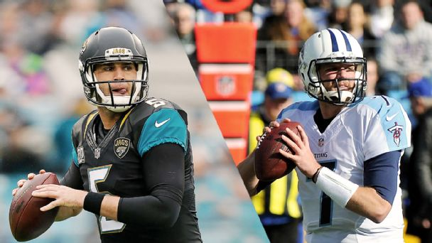 Blake Bortles, Zach Mettenberger