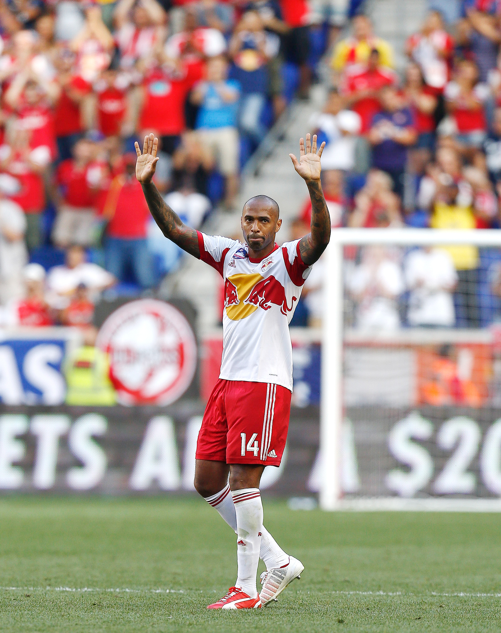 Best Sports Toys : Thierry henry red bulls champs new york s top