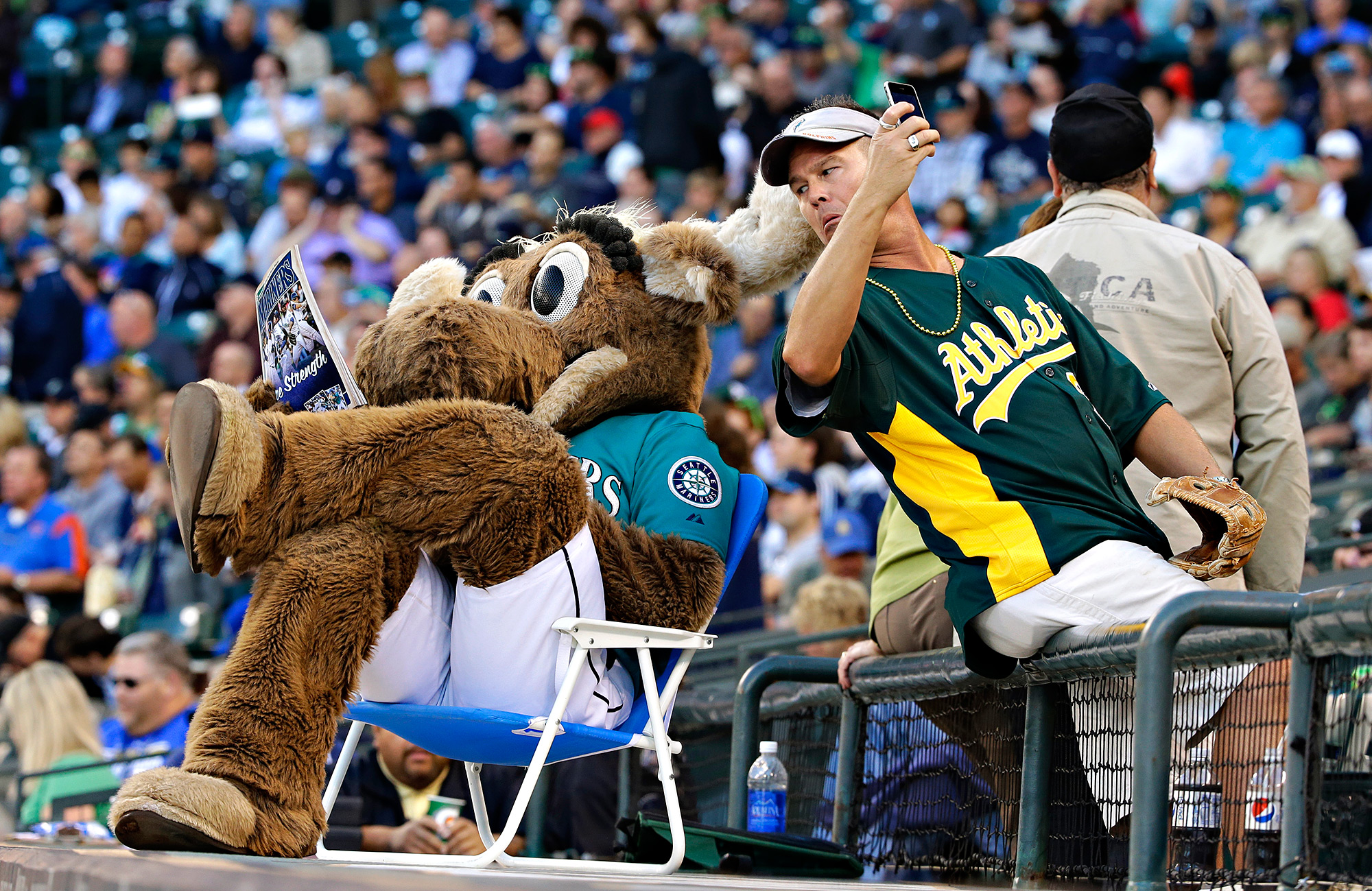 Oakland Athletics fan - Friday Funnies: 2014 The Year of ...