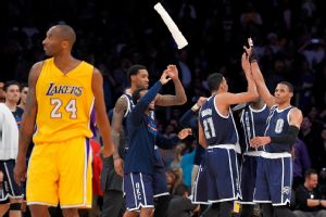 Lakers lose