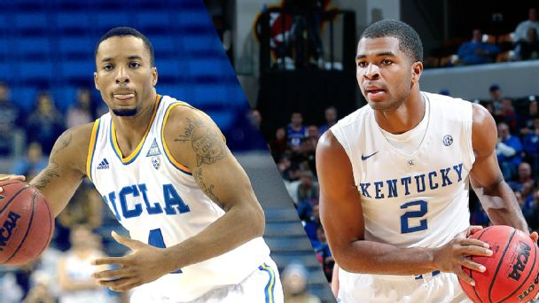 Norman Powell and Aaron Harrison