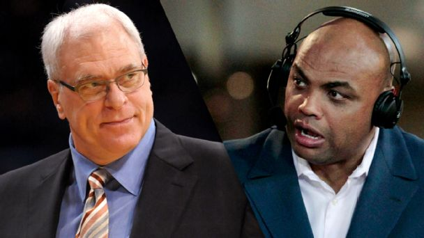 Phil Jackson, Charles Barkley