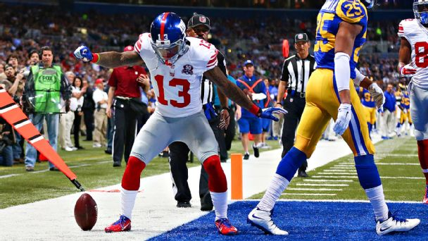Follow live: Giants turn it around in London