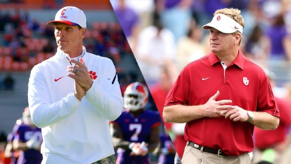 Brent Venables, Mike Stoops