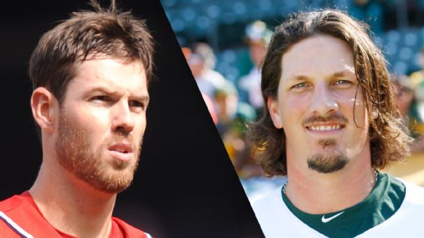 Doug Fister and Jeff Samardzija