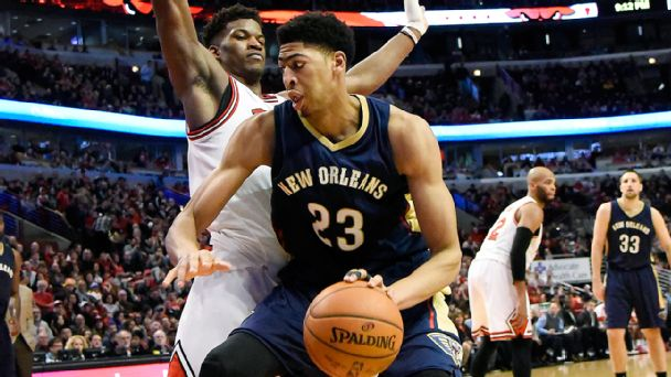 Anthony Davis, Jimmy Butler