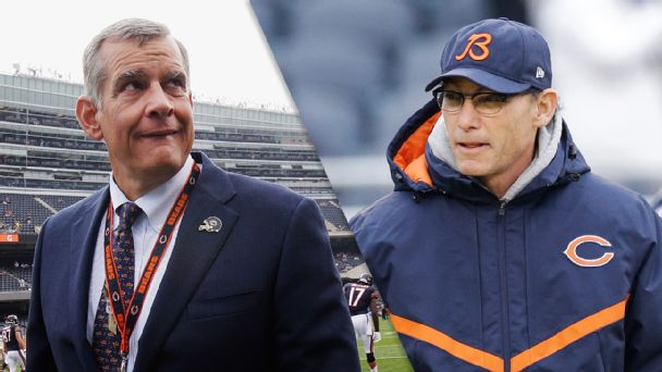 Phil Emery and Marc Trestman