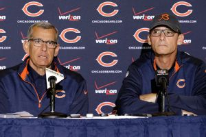 Chicago Bears, Emery, Trestman