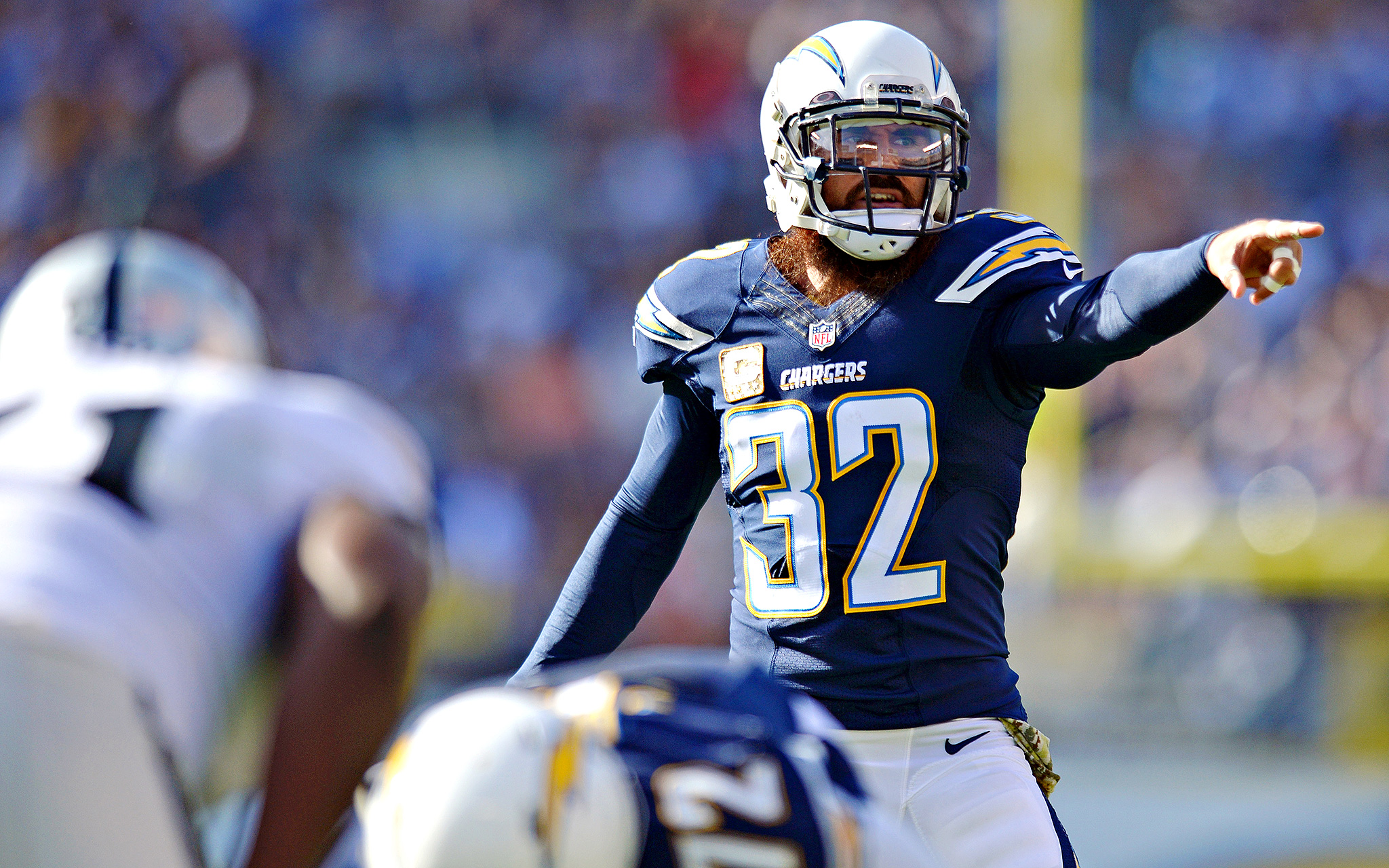 S Eric Weddle Chargers John Clayton S 2014 All Pro