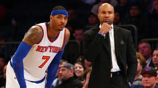 Melo, Derek Fisher