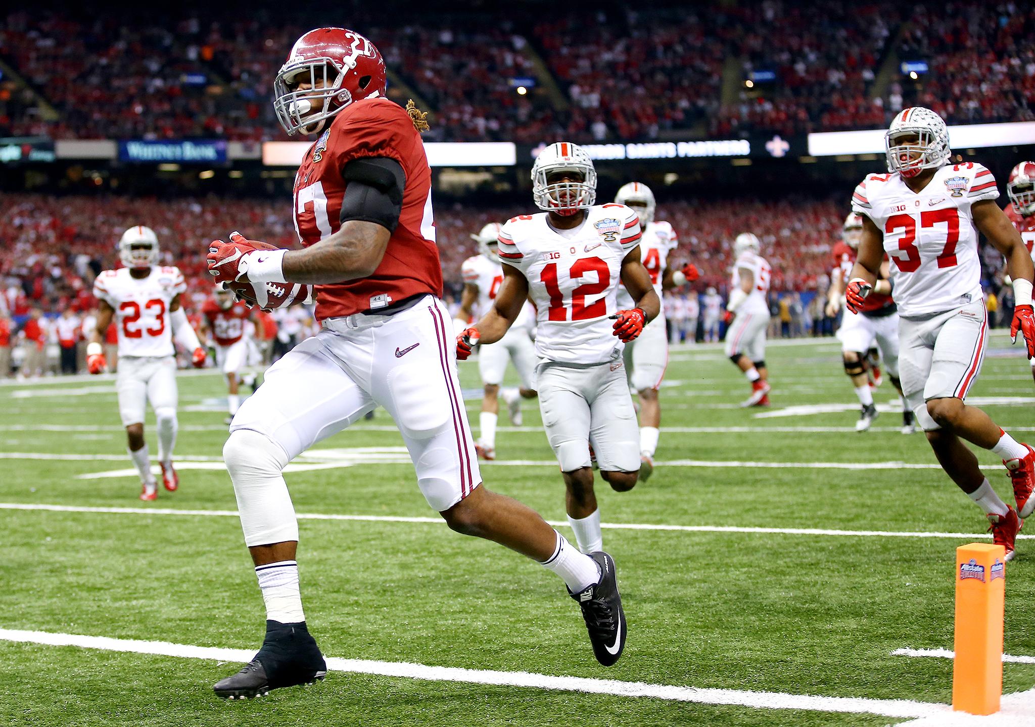50+ Ohio State Vs Alabama 2015 Score Pictures
