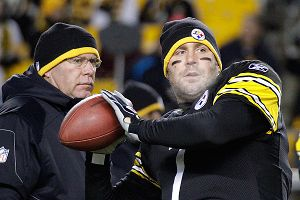 Bruce Arians and Ben Roethlisberger