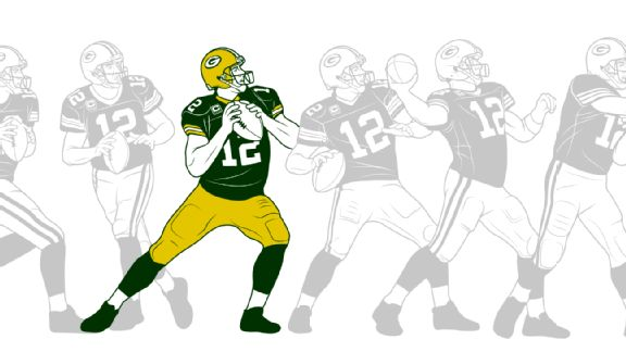 INDEX: Aaron Rodgers Techplay