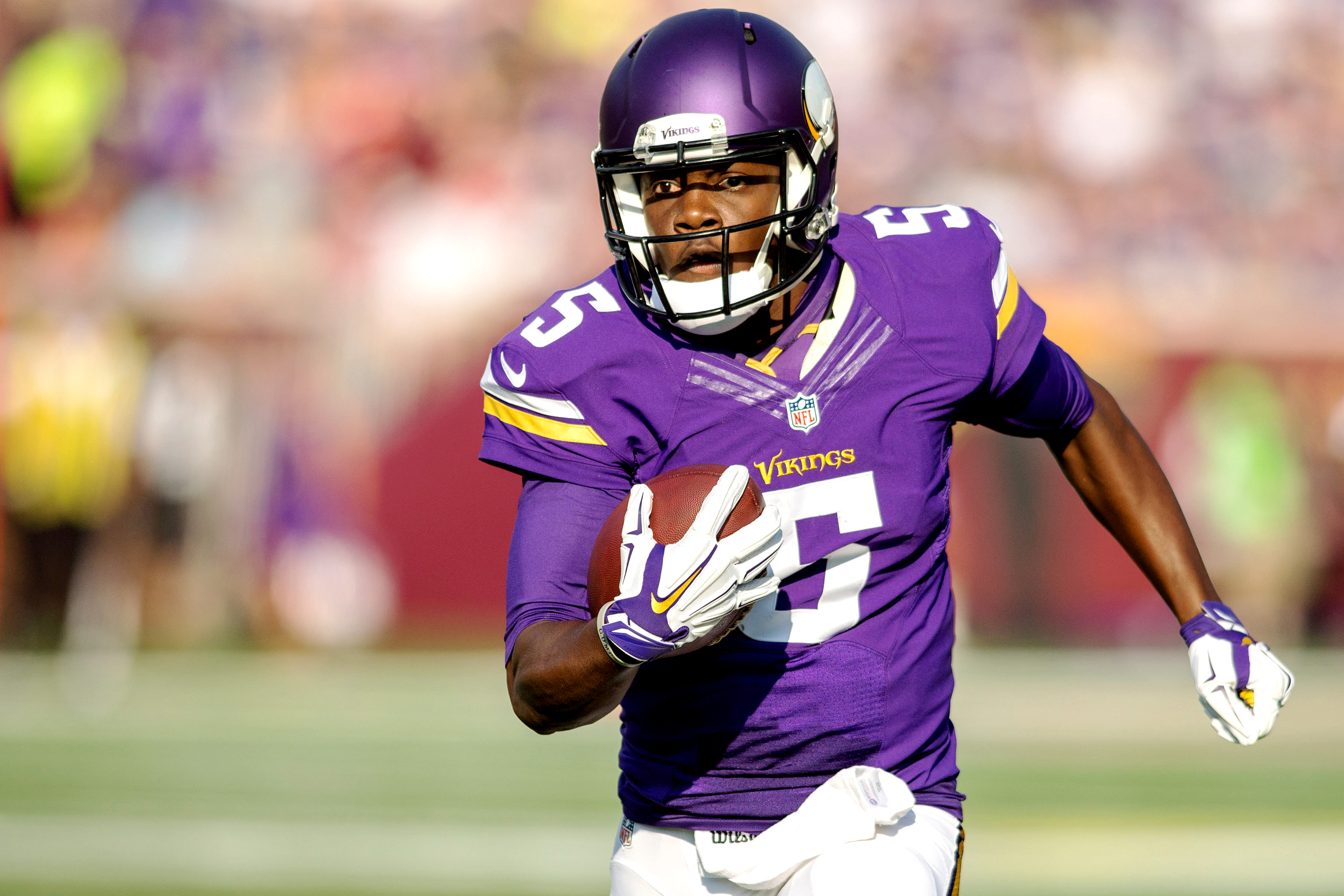 nfl vikings nfl plays today