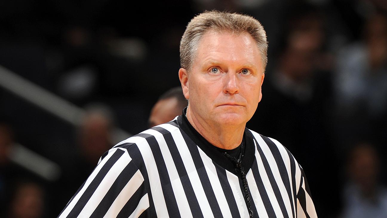 Referee Karl Hess will no longer work ACC games - ESPN