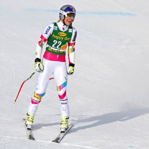 Lindsey Vonn wins record 63rd title