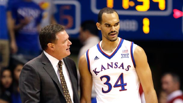 Bill Self, Perry Ellis