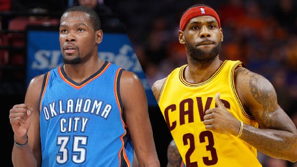 Ranking Durant, Whiteside and the 25 best NBA free agents