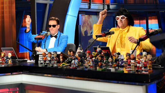 Mike u0026 Mike  sc 1 st  ESPN.com & Mike u0026 Mike on ESPN Radio: Photos: Halloween Costumes - ESPN