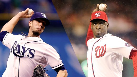 James Shields, Rafael Soriano