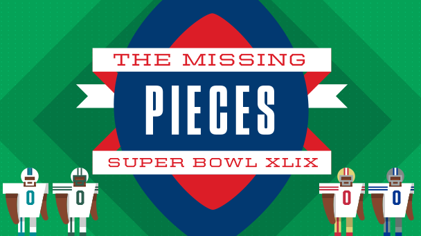 NFL The Missing PIeces