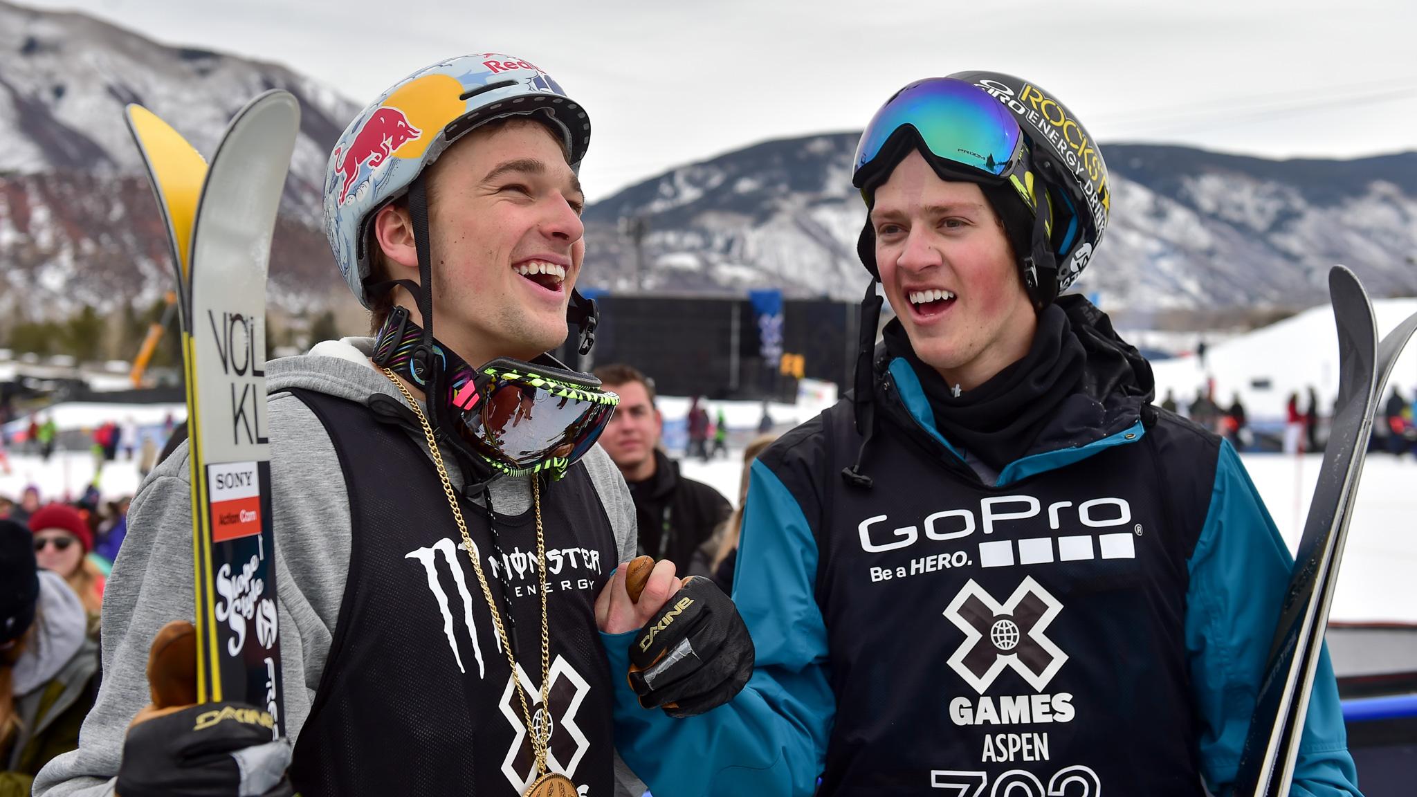 Men's Ski Slopestyle