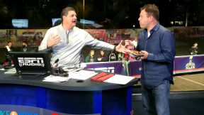 Mike Golic, Frank Caliendo