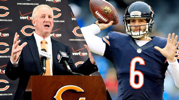 John Fox, Jay Cutler, Chicago Bears