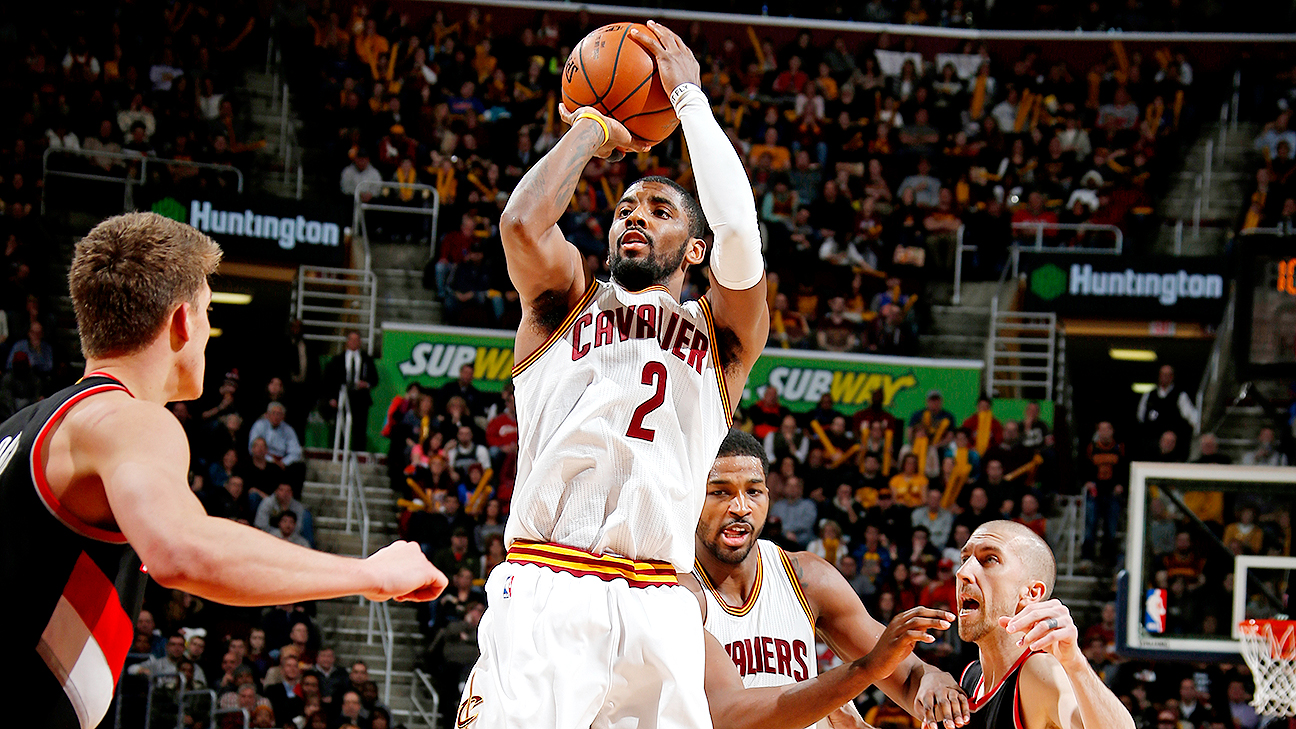 On 39 his night 39 kyrie irving shifts focus to cleveland for Kyrie irving tattoos shoulder